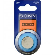 SONY CR2032 PILA ELETTRONICA AL LITIO 3 VOLT