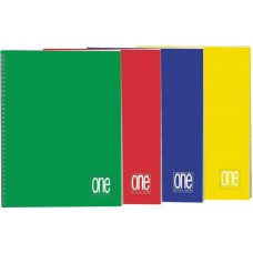BLASETTI ONE COLOR QUADERNO SPIRALE 15X21 -4M-