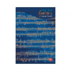 PIGNA MAXI QUADERNO MUSICA PENTAGRAMMATO 32FF 21X30 (A4)