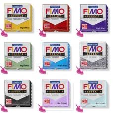 FIMO SOFT PASTA X MODELLARE PANETTO 57GR. BIANCO