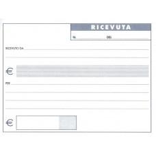 BLOCCO RICEVUTE GENERICHE 50FG.15X10 CARTA CHIMICA