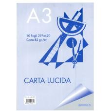 OCL BLOCCO CARTA LUCIDO A3 10FG