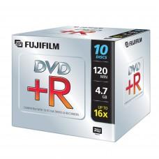 DVD R 4.7 GB CONFEZIONE 10 PEZZI