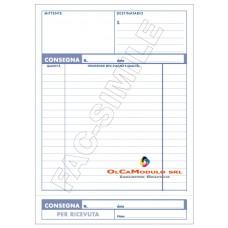 BLOCCO CONSEGNE 120X178 100FG CF.2 BLOCCHI-USO MANO
