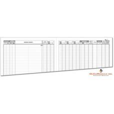 REGISTRO IVA ACQUISTI N.1/39 23X30 20FF CF.5