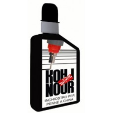 KOHINOOR DH5911 INK CHINA NERO FLACONCINO DA 10ML