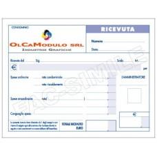 RICEVUTE CONDOMINIO 50FG. 2P 15*10 CF.10 BLOCCHI