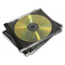 JEWEL CASE PER CD/DVD SINGOLI