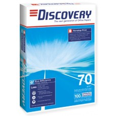 DISCOVERY 70 CARTA A4 70GR.