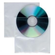 SEI BUSTA TRASPARENTE PORTA CD/DVD