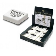 FABER CASTELL GOMMA PANE BIANCA CONF.18