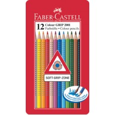 FABER CASTELL COLOUR GRIP CF.12 ACQUARELLABILI