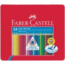 FABER CASTELL COLOUR GRIP CF.24
