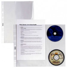 SEI SET 10 INTERNI PORTA CD/DVD