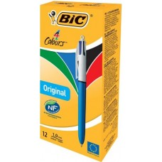 BIC 4 COLOURS MEDIUM