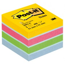 3M 2051U POST-IT MINI CUBO ULTRA 51X51