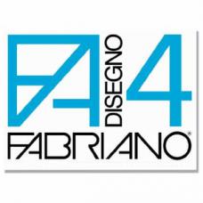 FABRIANO F4 ALBUM DISEGNO 24X33 RUVIDO