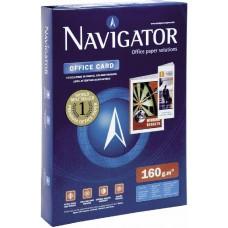 NAVIGATOR OFFICE CARD CARTA 160GR A4 RISMA 250 FOGLI