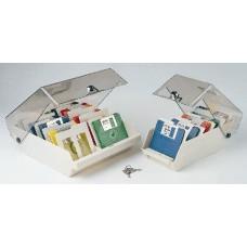 CURTIS - DISK STORAGE BOX