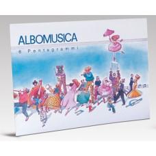 FAVINI ALBO MUSICA 17X24 32FG