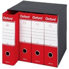 OXFORD GRUPPO 4 REGISTRATORE G85 ROSSO