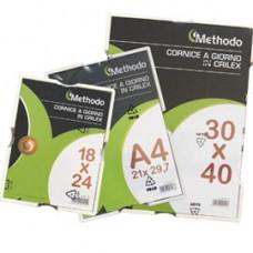 METHODO  POUCHES 60X90 125MIC