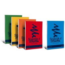 FAVINI SCHIZZA E STRAPPA ALBUM A4 CONF.5 BLOCCHI