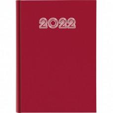 AGENDA 2022 SETTIMANALE 17X24 ROSSO