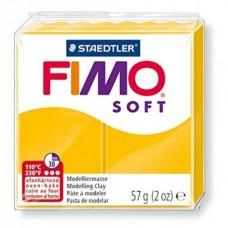 FIMO SOFT PASTA X MODELLARE PANETTO 57GR. GIALLO SOLE