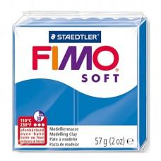 FIMO SOFT PASTA X MODELLARE PANETTO 57GR. BLU PACIFICO