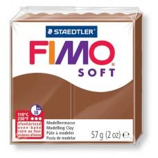 FIMO SOFT PASTA X MODELLARE PANETTO 57GR. CARAMELLO