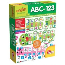 CAROTINA PLUS PRIMO ABC - 123