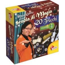 SCUOLA DI MAGIA 20 TRUCCHI