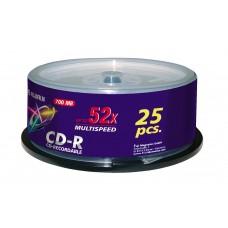 FUJI CD REGISTRABILE SPINDLE 25 CD
