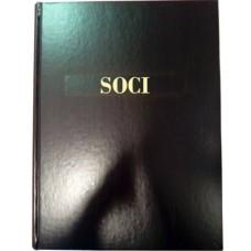 LIBRO SOCI NUM.1/400 A FOGLI FISSI