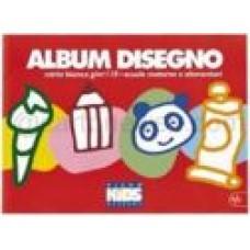 ALBUM DA DISEGNO PIGNA KIDS