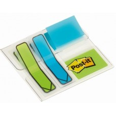3M 680 684A POST IT INDEX AQUATIC BLISTER SINGOLO