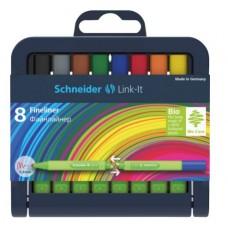 SCHNEIDER ASTUCCIO STAND LINK-IT 0.4 FINELINER CF.8 PZ.