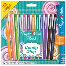 NYLON FLAIR CANDY POP BLISTER 12 COLORI