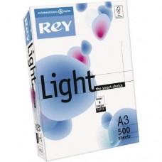 REY LIGHT CARTA FOTOCOPIE A3 75GR. SCATOLA 5 RISME DA 500 FG