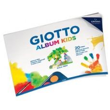 GIOTTO ALBUM KIDS A3 20FF 200GR GRANA FINE