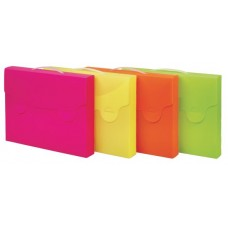 FAVORIT VALIGETTA NEON PORTADOCUMENTI CF.4 COLORI ASSORTITI