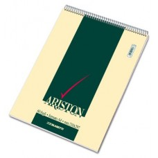 BLASETTI ARISTON BLOCK NOTES CON SPIRALE A4 RIGHE 1R CF.10