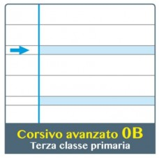 ONE COLOR QUADERNO DIDATTICO MAXI B 100GR CONF.6