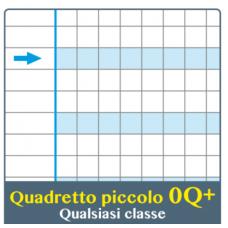 ONE COLOR QUADERNO PER DISGRAFICI  MAXI 10MM PLUS 100GR CONF.6