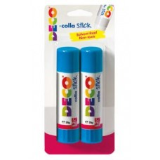 DECO COLLA STICK GR.21 BLISTER 2 STICK