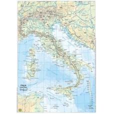 CARTA DA BANCO ITALIA PLASTIFICATA