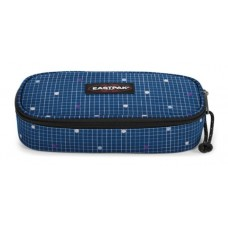 EASTPAK ASTUCCIO OVALE LITTLE GRID