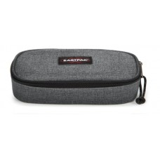 EASTPAK ASTUCCIO OVALE BLACK DENIM