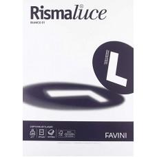 FAVINI RISMALUCE CARTA 100GR. RISMA DA 300FF. BIANCO